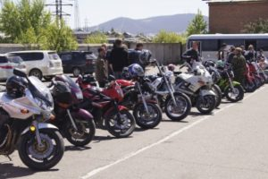 постановка мотоцикла на учет