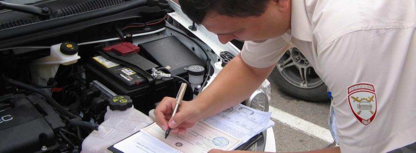 помощь в постановке автомобиля