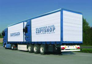 поставить на учет грузовик