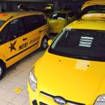 Регистрация автомобиля такси в ГИБДД категории B